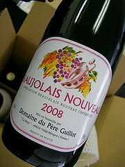 Beaujolais Nouveau Party @ Office by jetalone, on Flickr