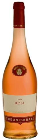 Wino różowe Theuniskraal