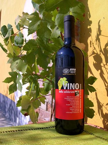 Il vino della Solidarietà by VinoFamily, on Flickr